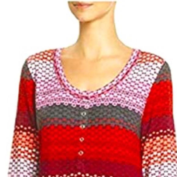 Other - NEW! Josie Natori Fireside Thermal Warm Pajama Set